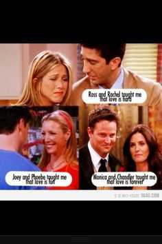 F.R.I.E.N.D.S.  what F.R.I.E.N.D.S. relationships taught me!