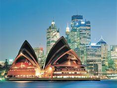 Sydney, Australia, is the most popular port on HAL fans' bucket lists.