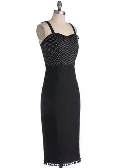 Pom-Pom Beach Dress   Mod Retro Vintage Dresses   ModCloth.com