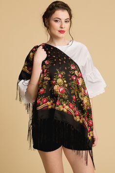 Basma Maramureseana Neagra Bell Sleeves, Bell Sleeve Top, Tops, Women, Fashion, Moda, Fashion Styles, Fashion Illustrations, Woman