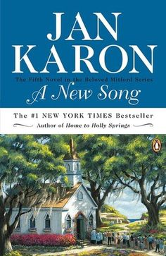 A New Song (Mitford Series #5 by Jan Karon. Loved it. A bit too quickly wrapped up at the end, though, like the others in the series.