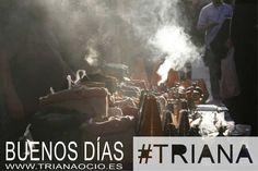Hoy, miércoles de ceniza, comienza el tiempo de espera y empezamos a añorar lo que aún está por venir. ¡Buenos días #Triana! #Cuaresma2015 #SemanaSantaSevilla #Sevillahoy Triana Ocio | Agenda de Eventos y Actividades del Barrio de Triana http://www.trianaocio.es/