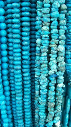 Turquoise Beads 2 by ~richmetro11