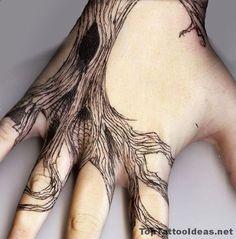 Roots Tattoo Idea