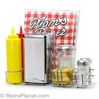 Diner Dispensers Set