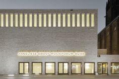 Musikzentrum Viktoria-Quartier — Bochum / Projekte / Bez + Kock Architekten