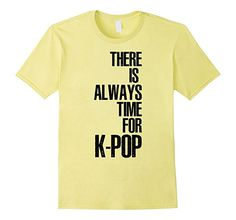 Mens K-Pop Fancy Trends Korea Seoul Hallyu Korean Fashion T-shirt 2XL Lemon