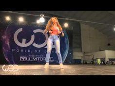 A Melhor dançarina do mundo atualmente |eletronica - YouTube