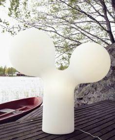 Double Bubble OUTDOOR lamp - Eero Aarnio