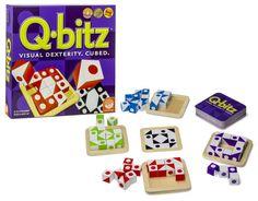 Amazon.com: Mindware - Q-bitz: Toys & Games