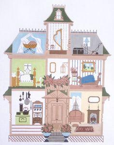 Magic Needle Dollhouse