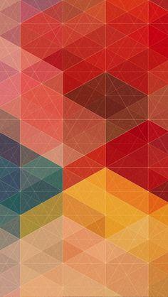 Hex iPhone5 Wallpaper
