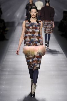 London Fashion Week - Fendi 2013