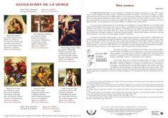 Goigs nº 224 - Art de la Verge - BCN - 2015