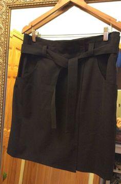 DKNY Skirt, 100% Wool, Made in KOREA, Size: 10 #DKNYwraparoundskirt #DKNY #wraparoundskirt #DKNYSkirt #Skirt #Size10 #WoolSkirt #DKNYWomens #DonnaKaran #DonnaKaranNewYork