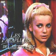 シェルブールの雨傘 french movie
