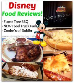 Disney Food Update | Flame Tree BBQ & Cooke's Of Dublin #disney #disneyworld - http://www.savingeveryday.net/?p=100271