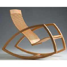 Reno Bonzon Gaivota Rocking Chair. We love rocking chairs and have to have one for our kid's room. It's so hard to find a nice, classic chair like this.