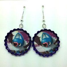 Pokemon Swoobat Earrings