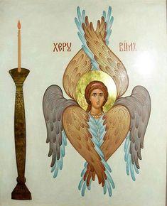 Kuvahaun tulos haulle Byzantine Icon of Seraphim Byzantine Icons, Byzantine Art, Religious Icons, Religious Art, Seraph Angel, Religion, Arte Popular, Art Icon, Orthodox Icons