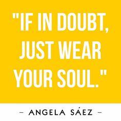 """Mi piace"": 68, commenti: 13 - Angela Romy Saez (@angelaromysaez) su Instagram: ""For my ladies day! 💛 #ANGELASAEZIBIZA #fashionstatement #fashionquote #fashionquotes…"" Fashion Quotes, Ladies Day, Ibiza, Healing, Instagram, Lady, Ibiza Town"