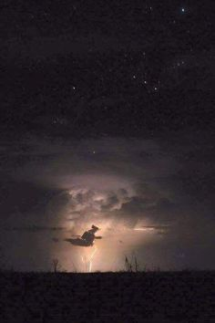 Cloud that looks like a witch on a broom photography creepy halloween photos Sacred Mists Wicca and Witchcraft Academy