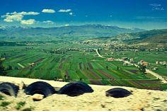 Fusha e le valli d'Alessio - Albania .