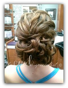 Formal Style by The Curl Specialist. https://www.facebook.com/TheCurlSpecialist?ref=hl