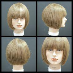 Bob Haircut with Bangs - Haircut Tutorial - TheSalonGuy