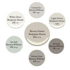 #DesignDilemma: Choosing a color palette for your whole home.   Turner Furniture Blog
