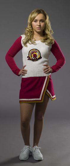 Hayden Panettiere as Claire in Heroes