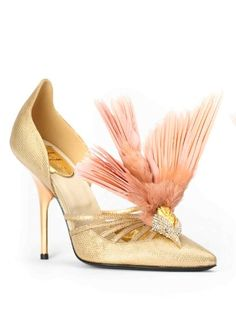 Hehehe...laughing! Bird Attack! Pretty amazing, though...  (Roger Vivier)