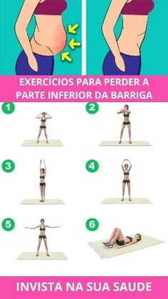 Full Body Gym Workout, Lower Belly Workout, Gym Workout Videos, Gym Workout For Beginners, Workout For Flat Stomach, Fitness Workout For Women, Abs Workout Routines, Easy Workouts, At Home Workouts