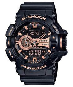 68a96d9c784 Relógio Casio G-Shock Masculino GA-400GB-1A4DR - Relógios de Fábrica