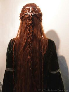 Lord of the rings hair style