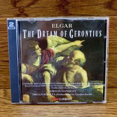 Elgar The Dream Of Gerontius Organ Sonata Cd choir orchestra music Ministry Of Sound, Cds For Sale, 60s Music, School Reunion, Marvin Gaye, Love Island, Bruce Springsteen, Motown, Greatest Hits