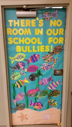 My Anti bully door.