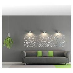 Obdĺžnikové dekoračné zrkadlá s motívom kvetov Chandelier, Ceiling Lights, Lighting, Home Decor, Candelabra, Decoration Home, Room Decor, Chandeliers, Lights