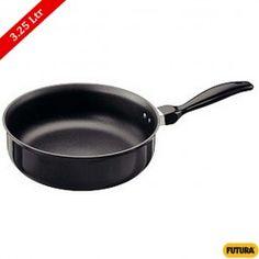 Futura Nonstick Saute Pan L Buy Kitchen, Kitchen Items, Kitchen Utensils, Kitchen Appliances, Prestige Pressure Cooker, Storage Sets, Kitchen Products, Cookware, Diy Kitchen Appliances