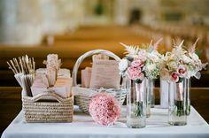 boda ocre y rosa - Buscar con Google
