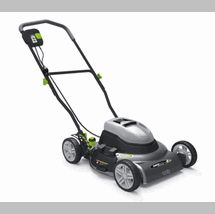 Go gas free and save big! Earthwise 18-inch Corded Electric Lawnmower - 50218 our price: $158.99. The typical electric mower uses just three dollars in electricity each year!