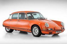 Das ultimative Auto: Eine Kombination aus Porsche 911 und Citroën DS