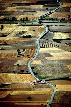 Ultima Dimora, Italia, field, back roads, umbria region, italia, farms, road trips, quilts, place, italy