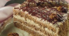 Torta od Oraha recept, torta od oraha, torta sa orasima recept