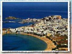 Another destination for our honeymoon:  Naxos, Greece