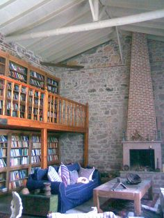 ta da! The camel barn library is finished at last,2 years after I first came to Ayvalik.