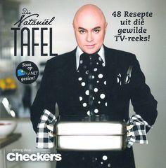 Kry jou gratis resepteboekie met 48 resepte uit die gewilde TV-reeks, Die Nataniël Tafel, saam met jou Januarie-uitgawe van SARIE (17 Desember op die rak).
