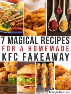 Airfryer Recipes | My 7 favourite air fryer KFC recipes that I just can't stop cooking from RecipeThis.com