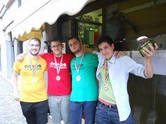 Magic Senza Frontiere 2013 - 2ª Squadra Classificata