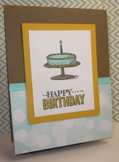 Stampin' Up!,Big Day,Saleabration 2015,DIY birthday card,paper crafts,scrap books,hand made, home made